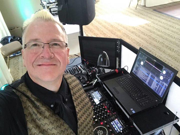 DJ Rock My World...always ready to rock!