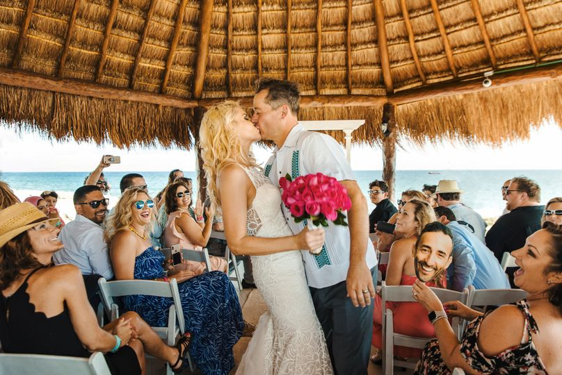 Destination wedding - Cancun