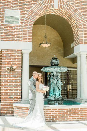 Manor House Wedding Ceremony