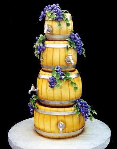 Tmx 1384990281709 Winecak Redmond, Washington wedding cake