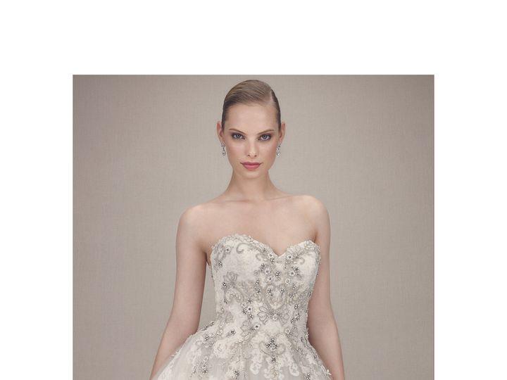 Tmx 1447457427651 Enzoani2016adkristianapri Shawnee, Missouri wedding dress