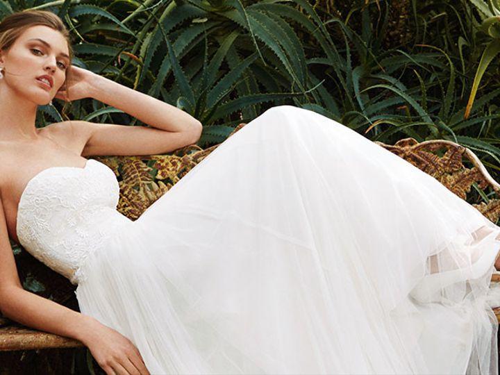 Tmx 1447462006604 Enzoani Beautiful Ad Shot Shawnee, Missouri wedding dress