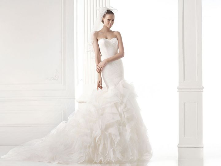 Tmx 1455586237871 Mildreda Shawnee, Missouri wedding dress