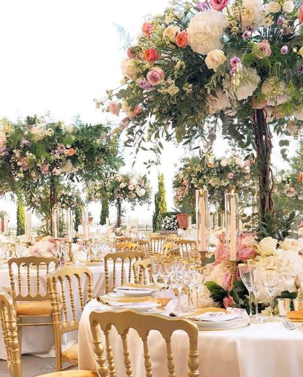 Fairy Garden Reception