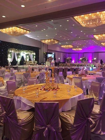 Tennessee Ballroom wedding