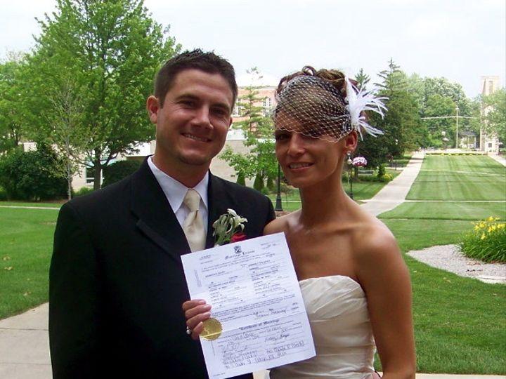 Tmx 1383351625761 Wedding Pics 00 Adrian wedding officiant
