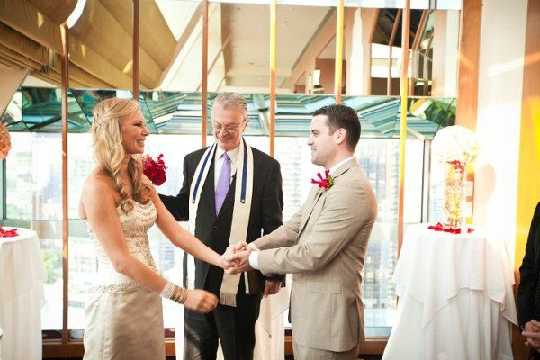 Victoria and Benjamin Mitchell married on August 20th, 2011 at the Millennium UN Plaza Hotel, New...
