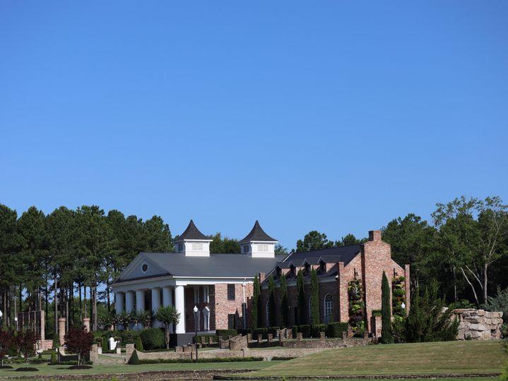 Tishaminga mansion facade