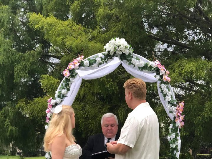 Tmx Colleen And James 2 51 1900413 159976047579963 Riverview, FL wedding officiant