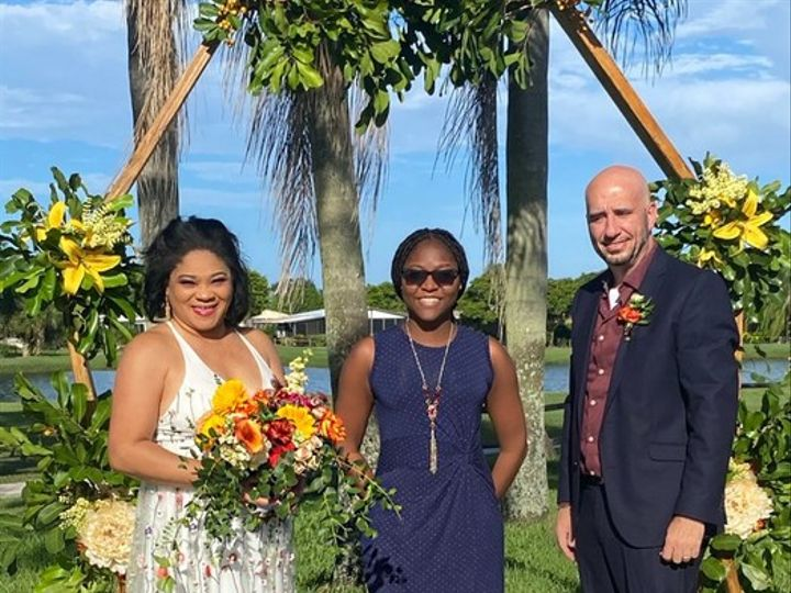 Tmx Eb6ca862 8a6a 40d2 Af07 C296c10b49be 51 1940413 159525528952595 Fort Lauderdale, FL wedding officiant