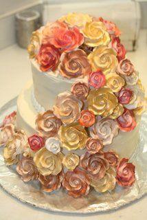 Tmx 1301010824801 FallWeddingCake Jersey City wedding cake