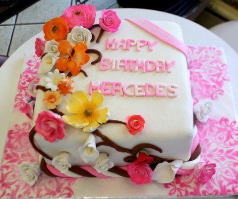 Tmx 1301010935505 Wildflowercake Jersey City wedding cake