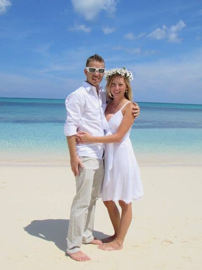 Beach wedding nassau bahamas planning nassau bahamas weddingwire junglespirit Gallery