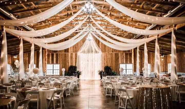 Rustic Pearl Wedding and Event Barn