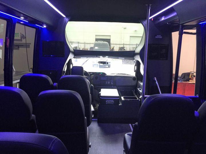 23 passenger bus