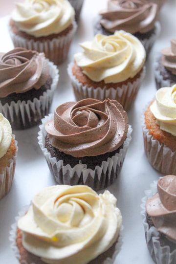 Gourmet Paleo Cupcakes