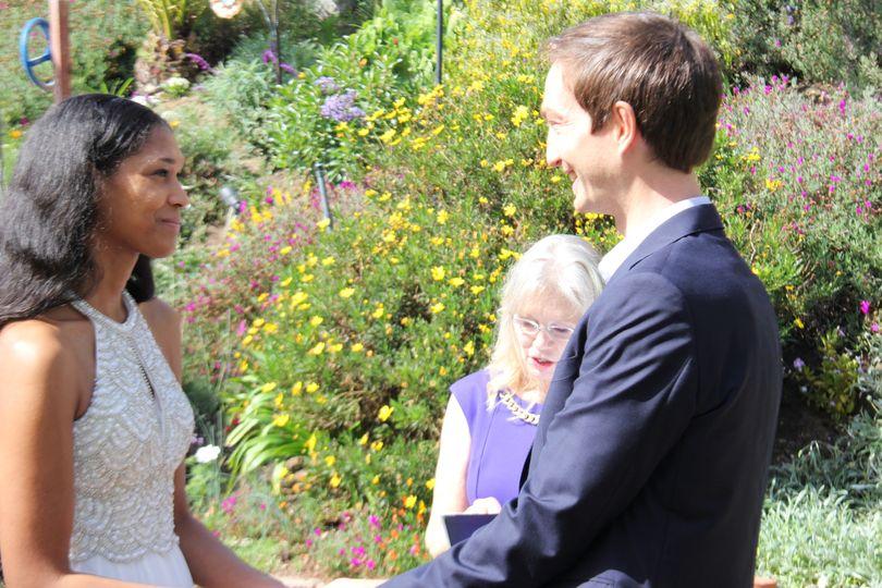 Amanda and Benjamin. April 3