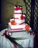 Tmx 1246575040656 HunterWedding Davenport, IA wedding cake