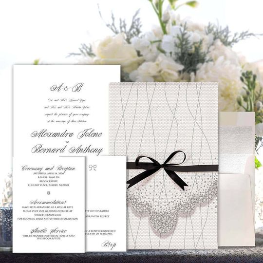 Traditional suite with Jewel and Ribbon