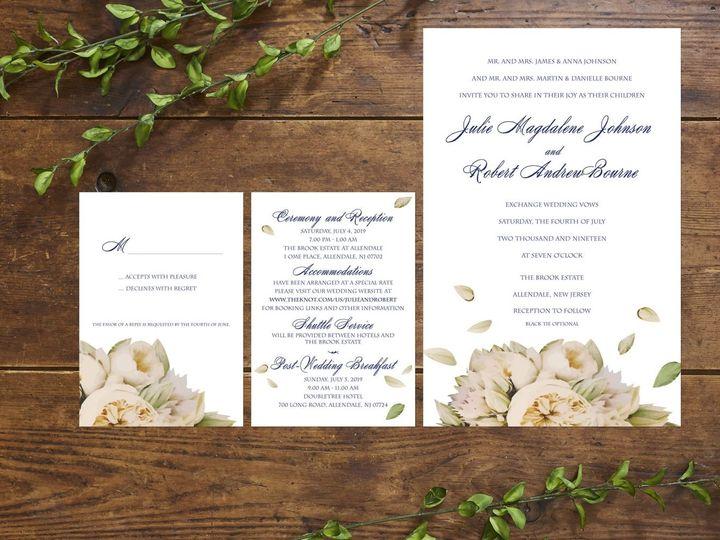 Tmx Ranunculouswhiteinvitesuite 1 E1557148696670 51 1874413 1567716326 Millburn, NJ wedding invitation