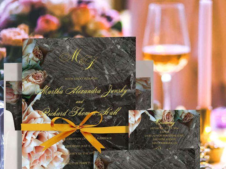 Tmx Sample1 51 1874413 1567716339 Millburn, NJ wedding invitation