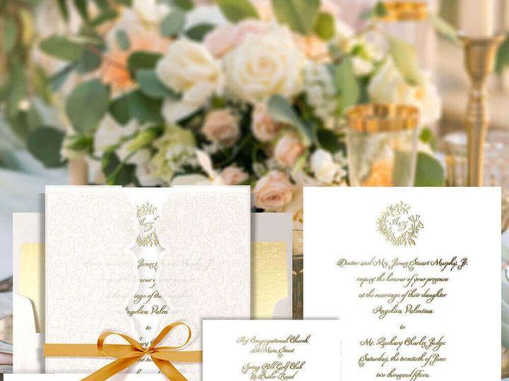 Tmx Sample4 51 1874413 1567716332 Millburn, NJ wedding invitation
