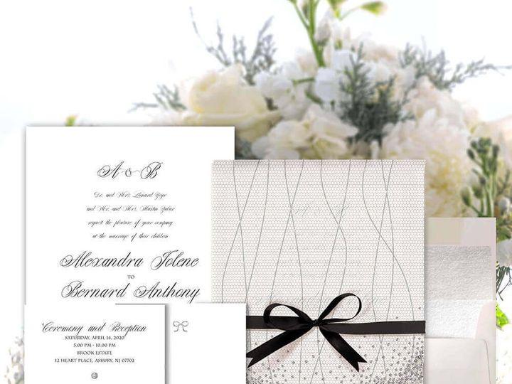 Tmx Sample5 51 1874413 1567716325 Millburn, NJ wedding invitation