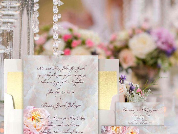 Tmx Sample8 51 1874413 1567716325 Millburn, NJ wedding invitation