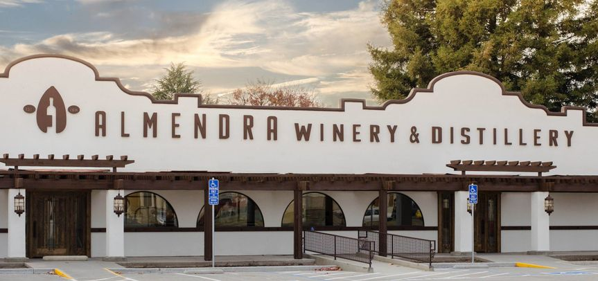 Outlook of Almendra Winery & Distillery