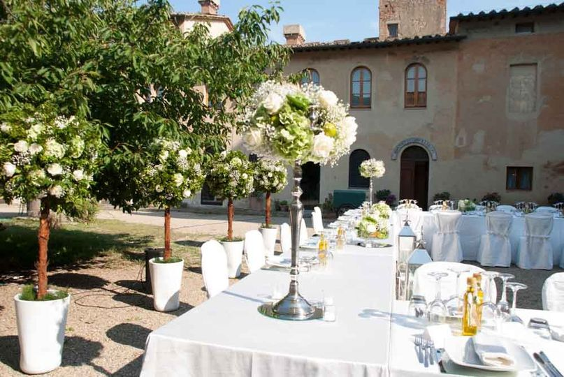 Efffetti Wedding Planners In Tuscany Events In Italy