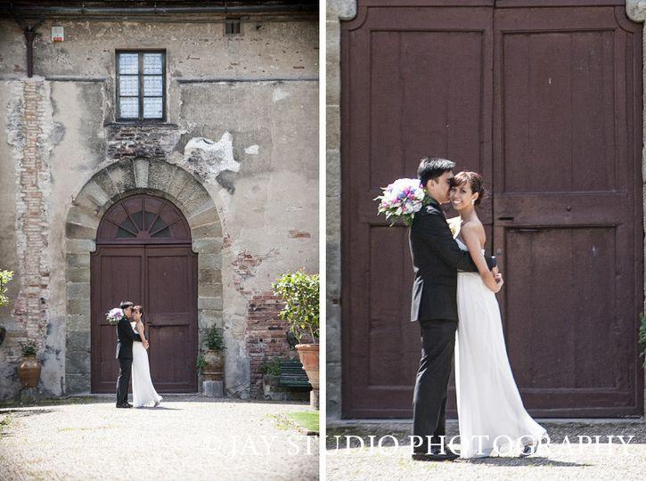 wedding tuscany castle 15