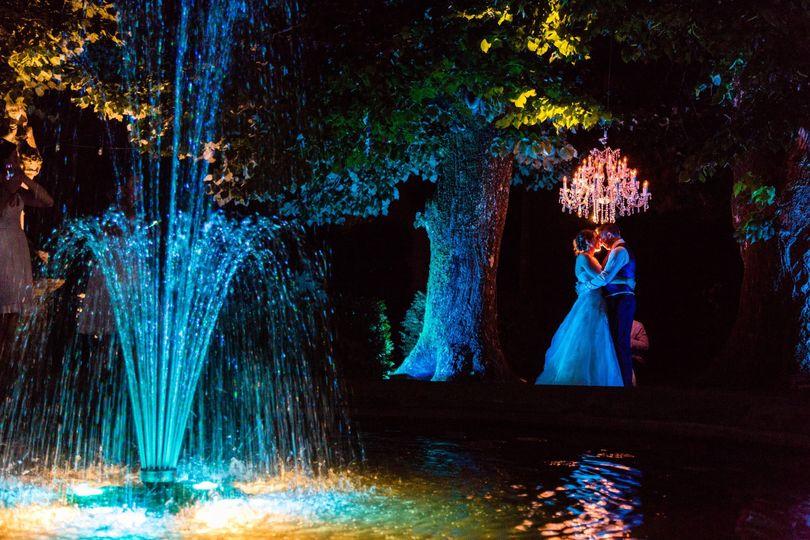 Chandelier Wedding in Lucca