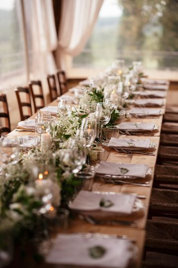 Table Wedding Decoration