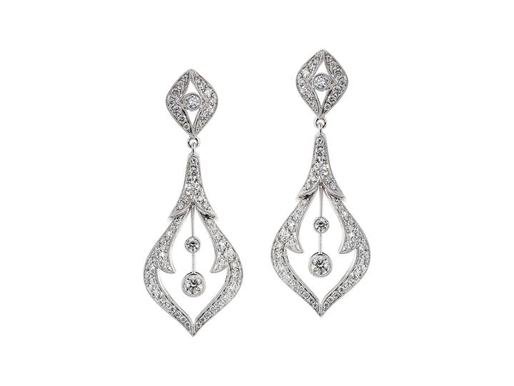 Tmx 1487721588668 Perfect Wedding Earrings By Simon G Beaverton wedding jewelry