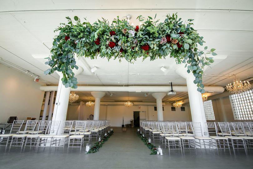 Arch decor | WS Photography