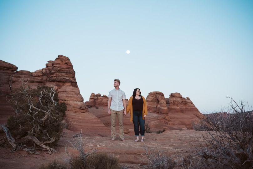Arches NP | Engagement