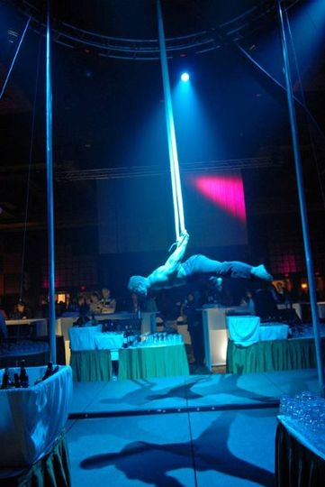 Want the WOW element?  We have MANY Cirque du Soliel acts and performers to infuse in your special...