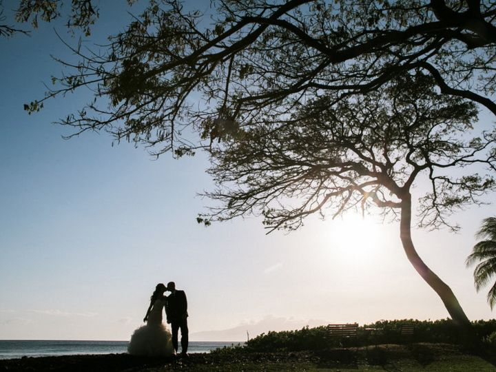Tmx 1482267985165 Bg Kiss By Ocean Kihei wedding planner