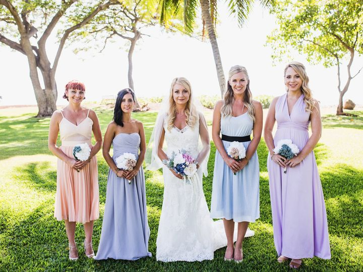 Tmx 1482268280224 Bridal Party 3 Kihei wedding planner