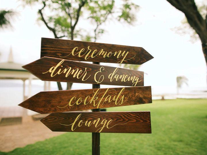 Tmx 1482268704273 Directional Sign Kihei wedding planner