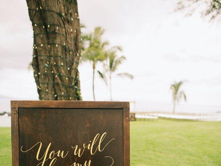 Tmx 1482268852044 Forever Sign Kihei wedding planner