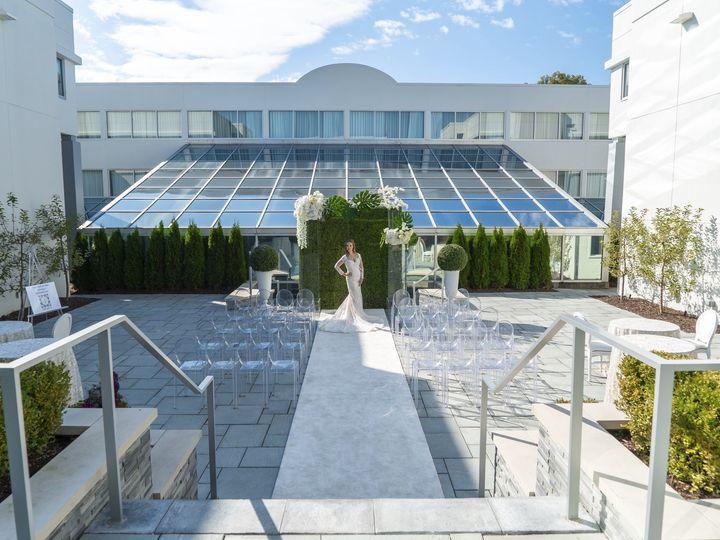 Tmx Courtyard Ceremony 4 51 206413 160044122812674 Bloomfield Hills, MI wedding venue