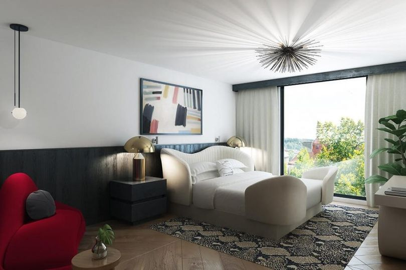 Chambers modern suite