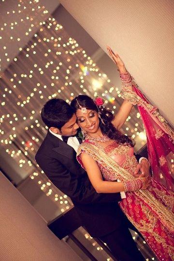 bride nisha