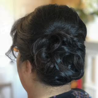 Tmx 1533010666 4782e15ec36f6486 1533010665 22399ea545a50078 1533010661830 6 Full Low Bun Seattle, WA wedding beauty