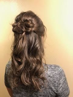 Tmx 1533010666 B2be55654e9acce1 1533010666 Cc59b8de12467ef6 1533010661830 7 Half Up Soft Waves Seattle, WA wedding beauty