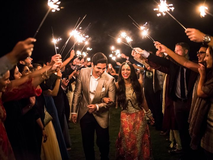 Tmx Evening Sparkler Shot 51 1051513 1570732732 Washington, DC wedding dj