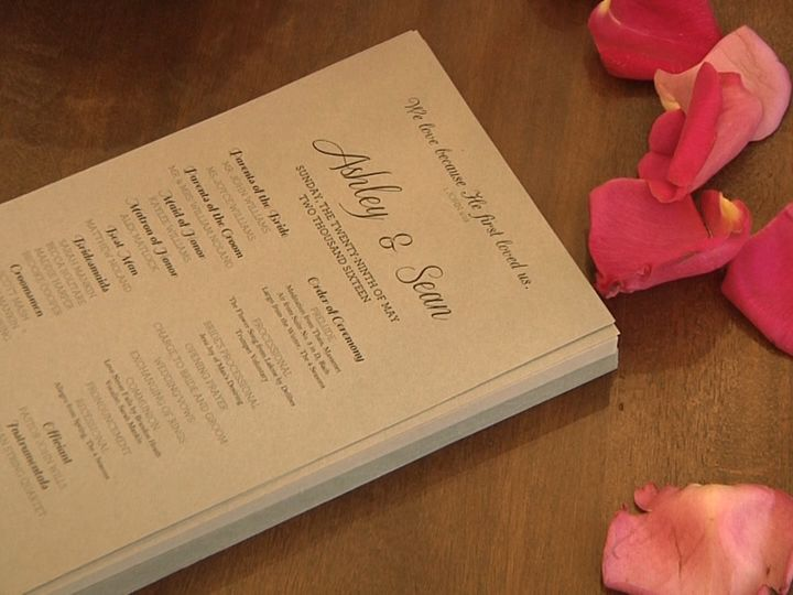 Tmx 1492343404378 Menu Bkgd Tulsa, OK wedding videography