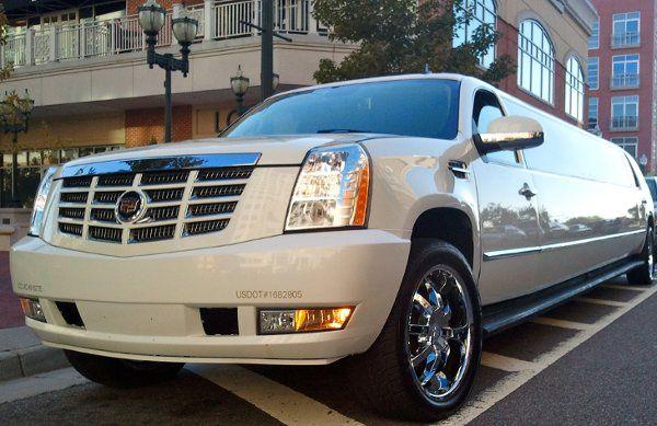 Brand New 18 -20 Passenger Cadillac Escalade Limousine.
