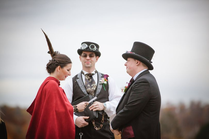 Steampunk Vows